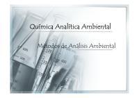 Quimica Analítica Ambiental -Métodos de Análises.pdf