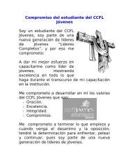 Compromiso del estudiante del CCFL Jóvenes.doc