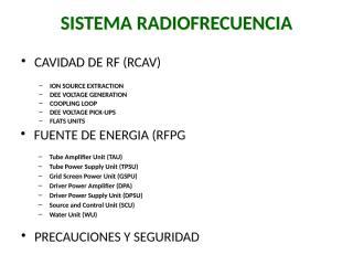 RFPG del ciclotrón.pptx