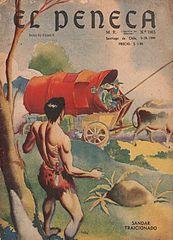 El Peneca Zig Zag N° 1865 por EliasLR.cbr