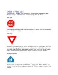16CRoad Signs.docx