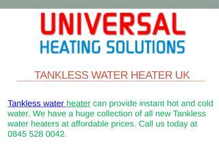 Tankless Water Heater UK (1).pptx