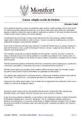 Gnose - religião oculta da história - Orlando Fedeli.pdf