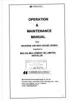 Himenviro - O&M - Raw Mill Bag House.pdf