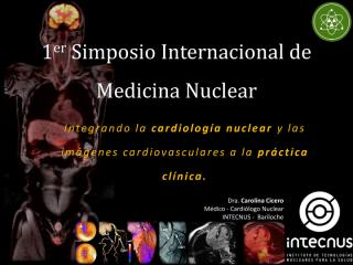 ECV - Cardiología nuclear - Dra. Carolina Cicero.pdf