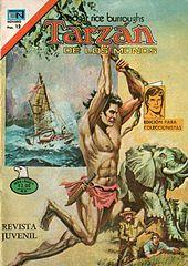 504 Tarzán de Los Monos lacospra.cbr