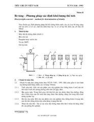 06-TCVN 3116 1993 Be tong nang. Phuong phap xac dinh do chong tham nuoc.pdf