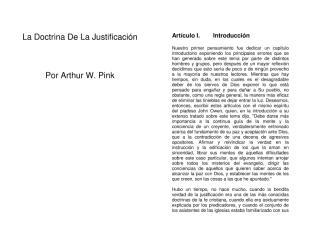 La Doctrina De La Justificacion.pdf
