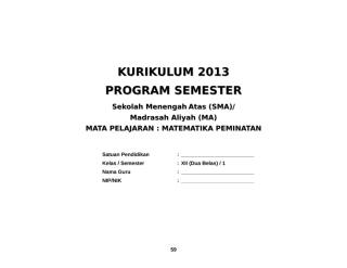 6. Program Semester.doc