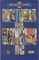 historia del universo dc (libro 2 de 2).cbr