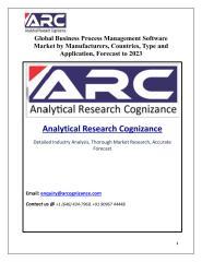 Global Business Process Management Software Market (1).pdf