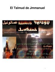 el talmud de jmmanuel pdf