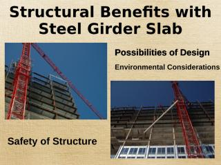 Structural Benefits with Steel Girder Slab.ppt