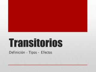 Transitorios eléctricos - By Mario León.pdf