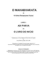 O Mahabharata 01 Adi Parva em português.pdf