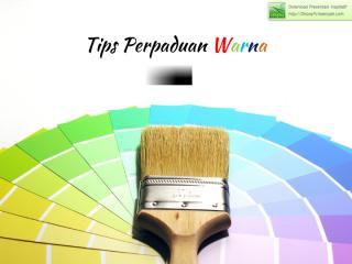tips perpaduan warna.pdf