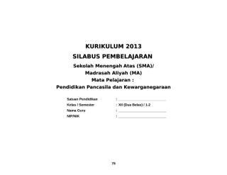 10. SILABUS PPKN SMA.doc