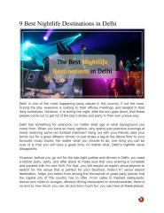 9 Best Nightlife Destinations in Delhi.docx.pdf