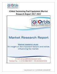 Global Swimming Pool Equipment Market Research Report 2017-2022 by Players, Regions, Product Types and Applications.pdf